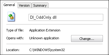 DI_OddOnly.dll properties